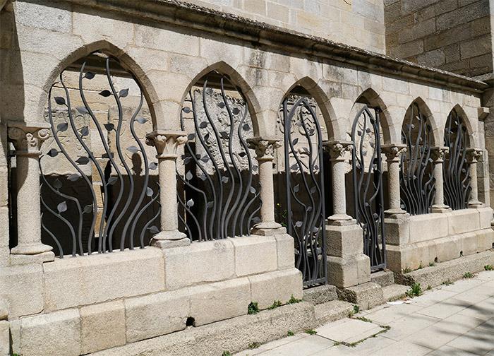 quimper cloitre palais episcopal