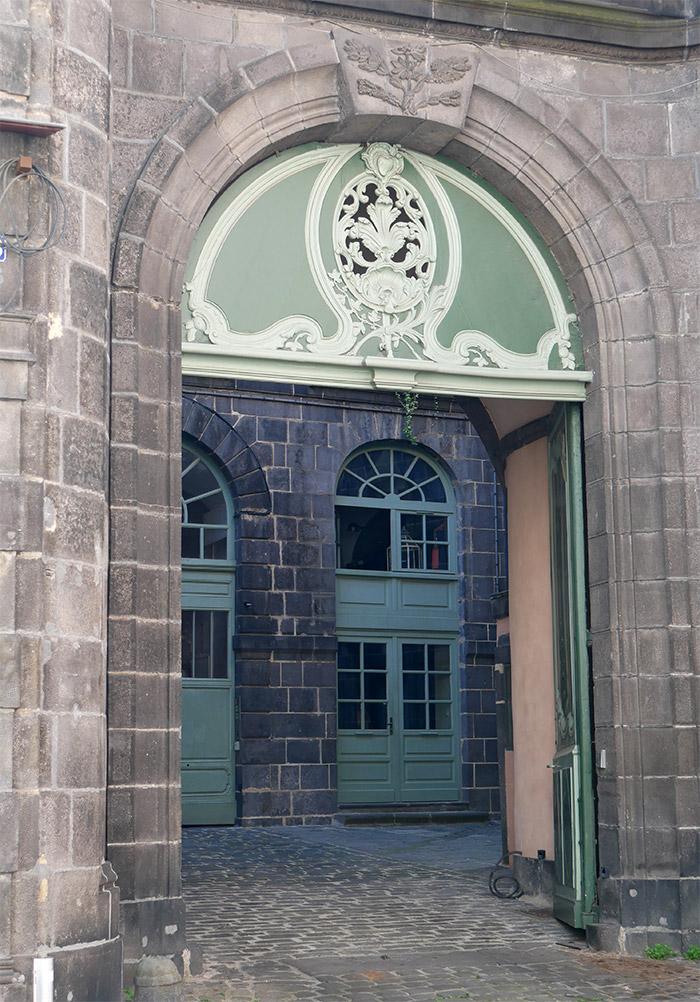 hotel montrosier de vilatelle clermont ferrand