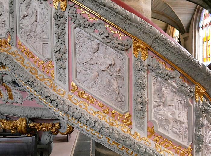 saint thegonnec enclos paroissial finistere