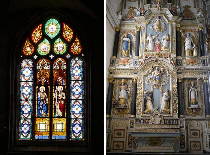 eglise saint thegonnec finistere
