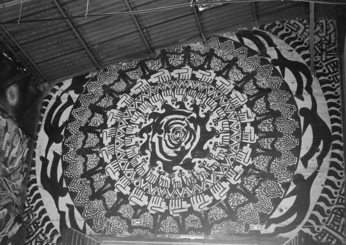 theo haggai peinture fraiche festival