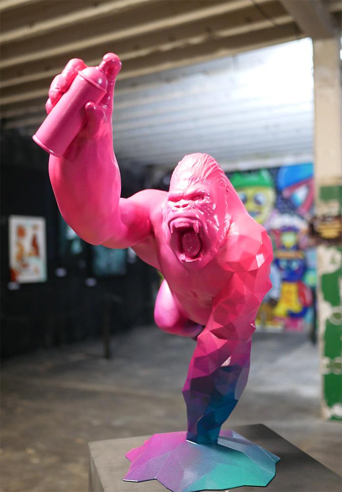 art show zoo lyon kalouf