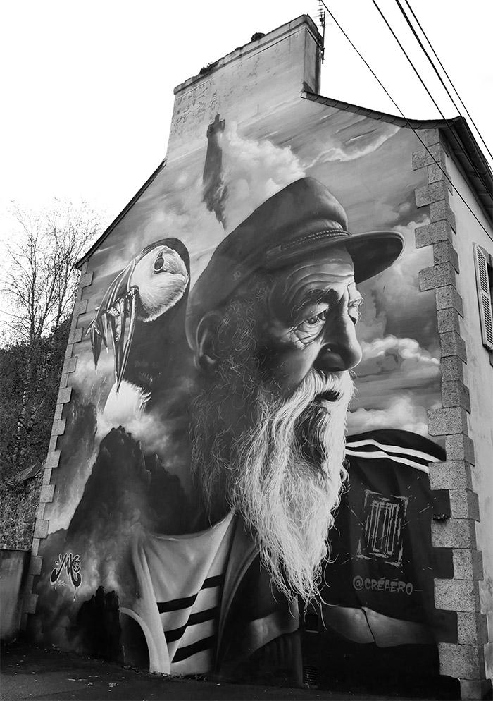 aero morlaix street art