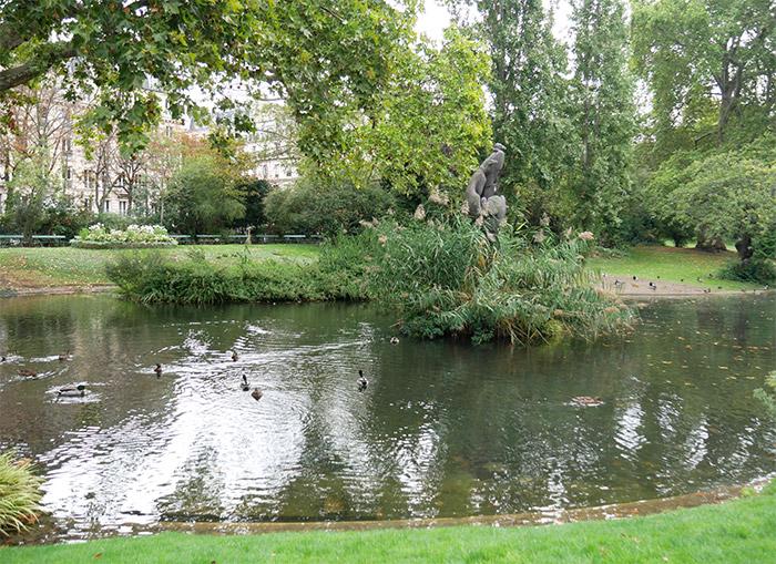 square batignolles parc paris