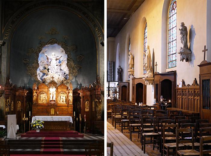 paris eglise sainte marie batignolles