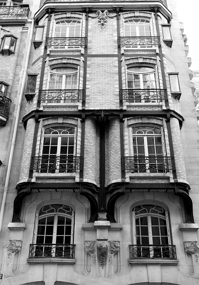 batignolles architecture