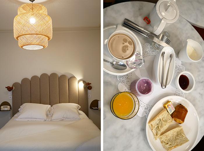 celeste hotel batignolles paris