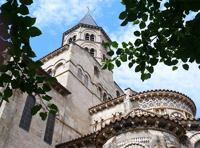 clermont basilique mosaiques