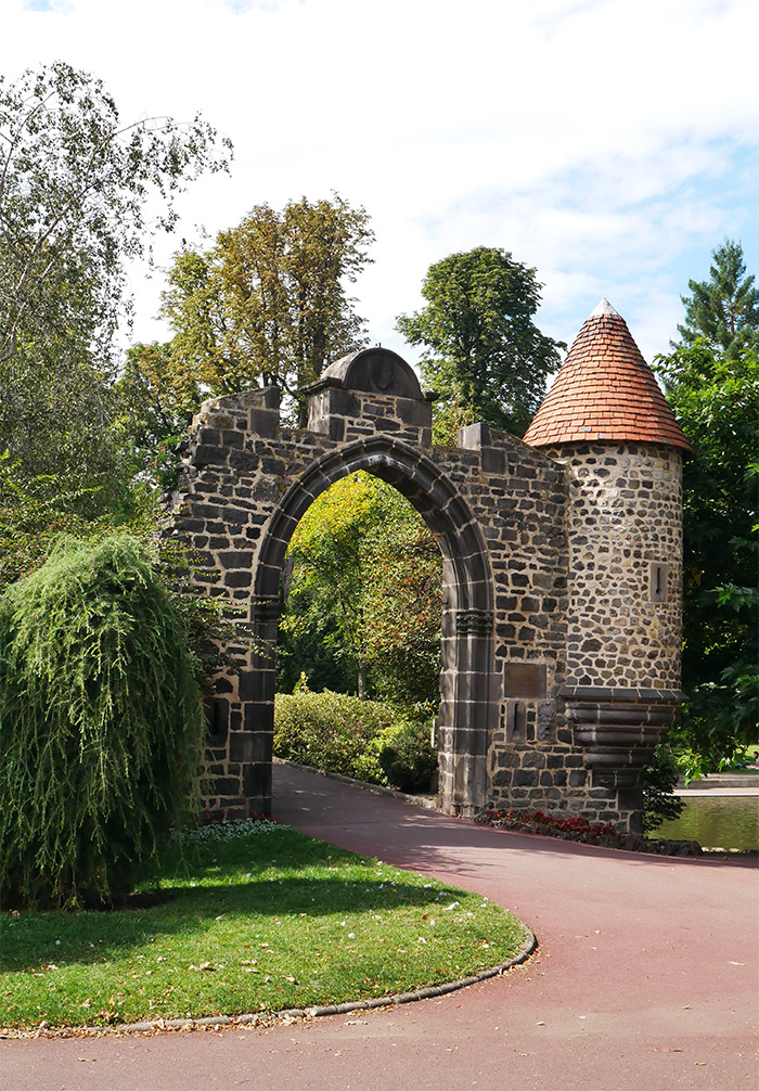 jardin lecoq clermont ferrand