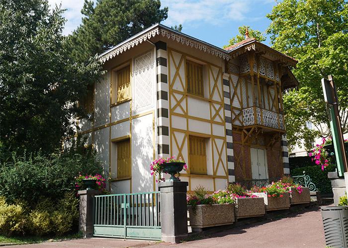 parc jardin lecoq clermont ferrand maison