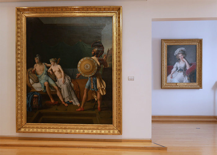 musee peinture roger quillot clermont
