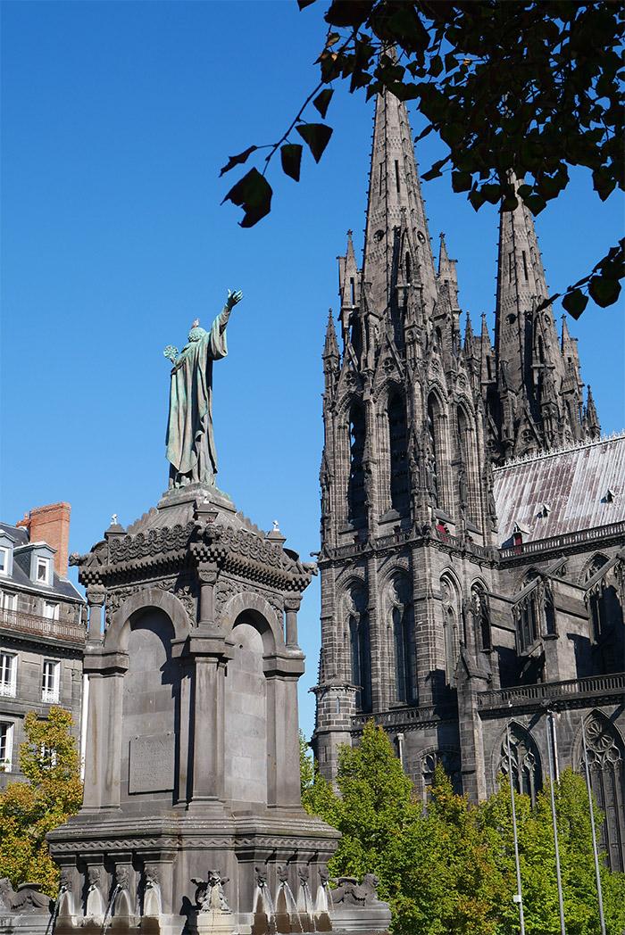fontaine blaise clermont ferrand
