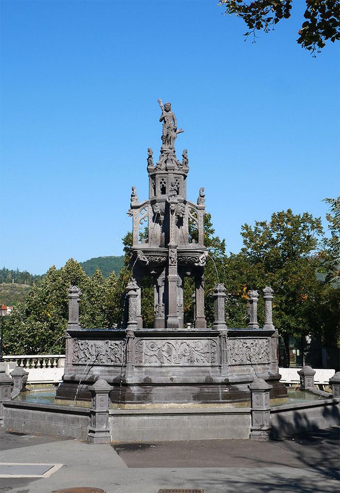 clermont fontaine amboise auvergne