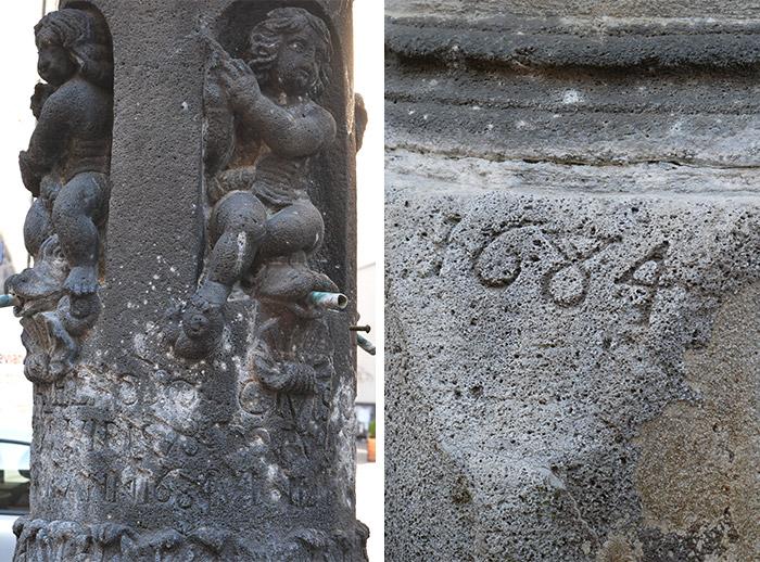 fontaine place du terrail clermont ferrand