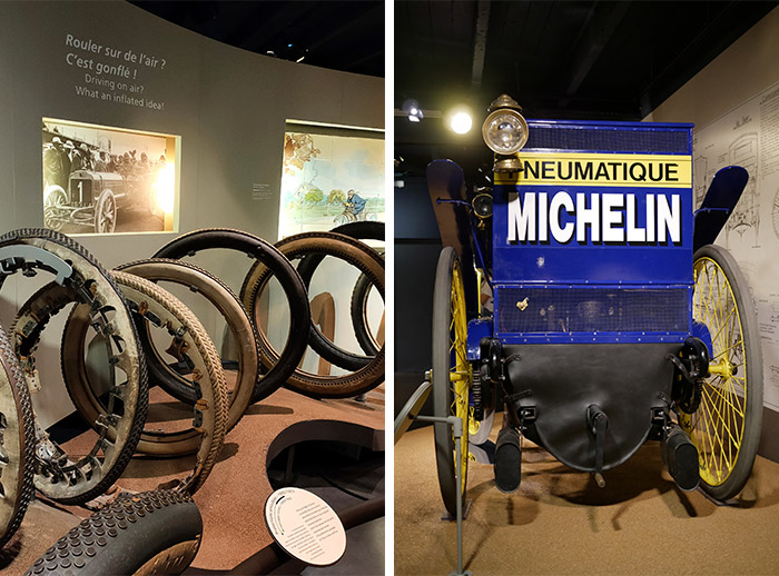 michelin aventure musée clermont