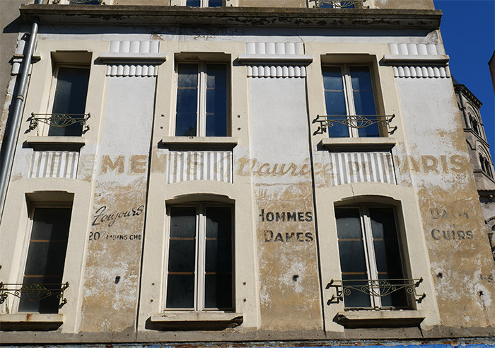 magasin maurice clermont ferrand