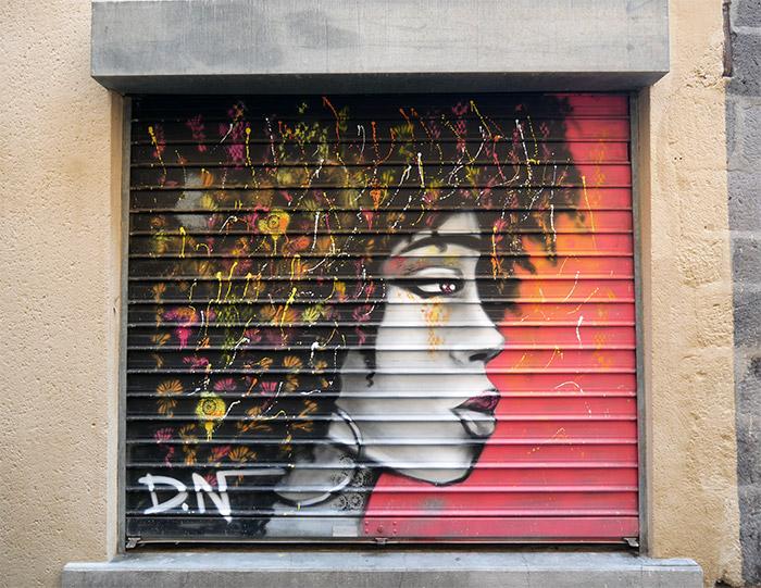 DN street art clermont ferrand