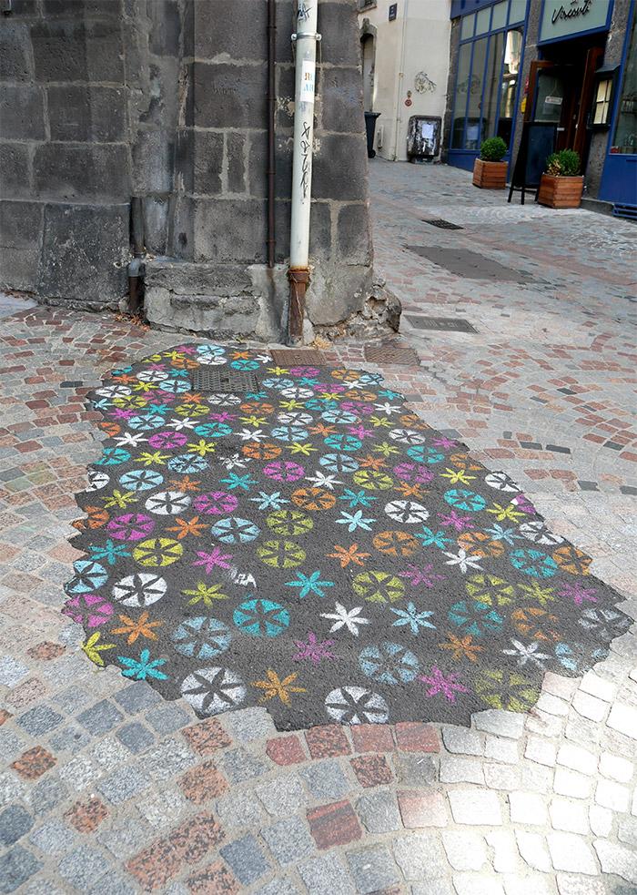 clermont ferrand street art Mashamagosia