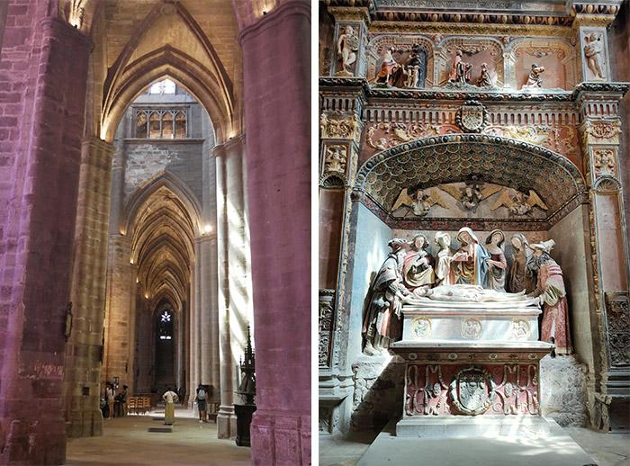 cathedrale rodez aveyron