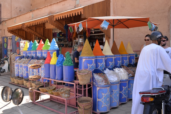 souk epices marrakech
