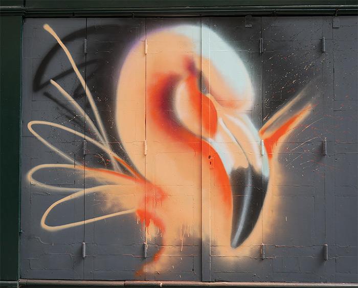 street art clermont ferrand ben wasabi
