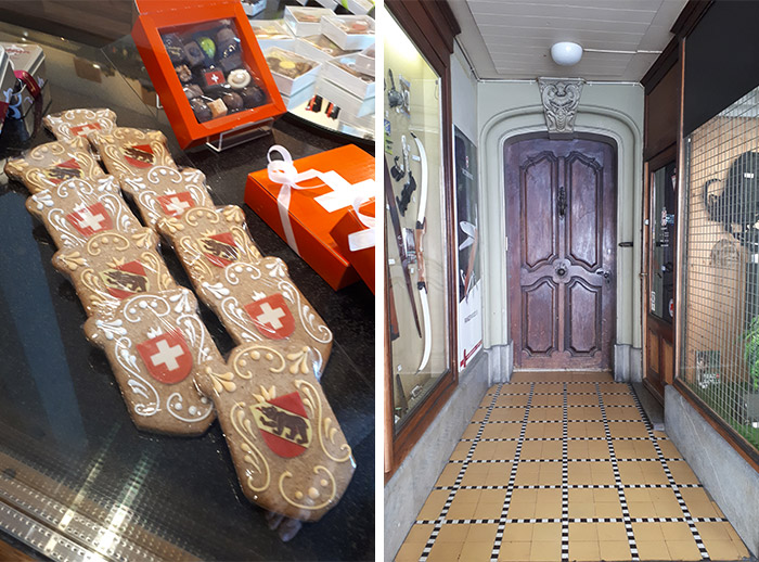 biscuits berne suisse