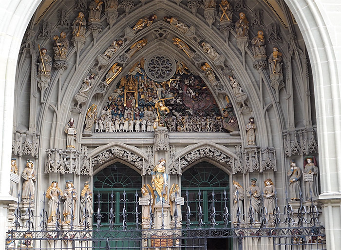 cathedrale berne suisse