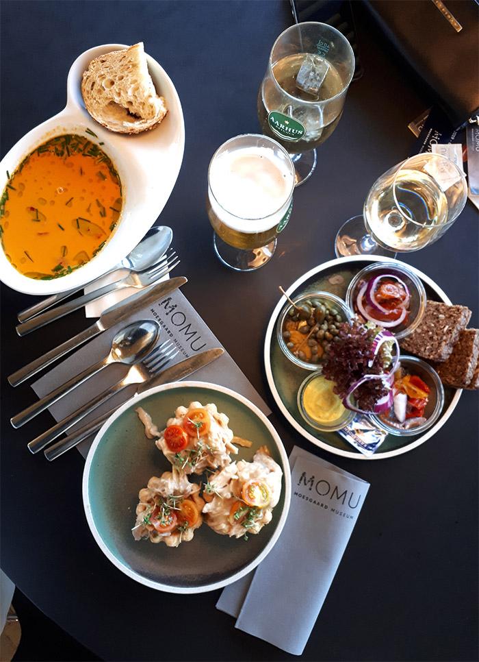 moesgaard museum restaurant food
