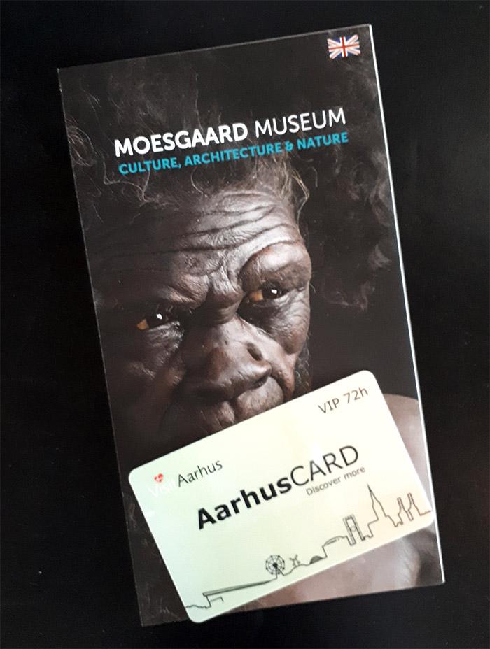 aarhus card moesgaard museum