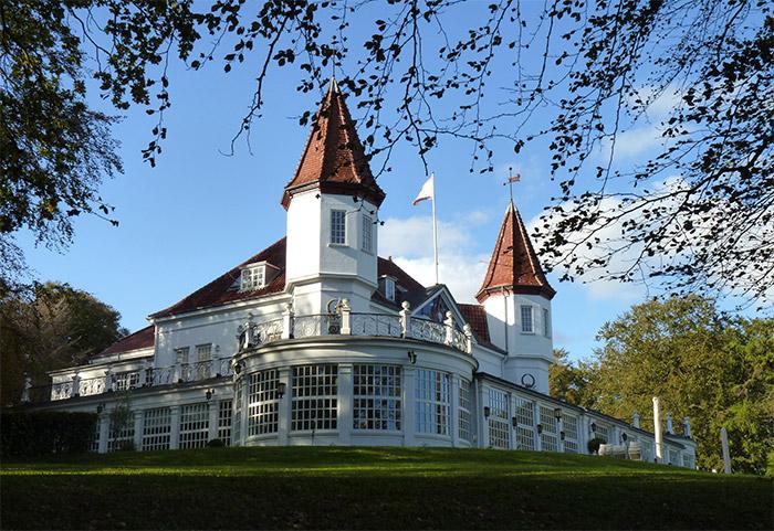 danemark aarhus chateau