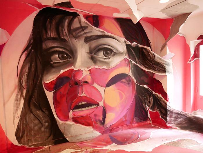 ensemble reel street art paris