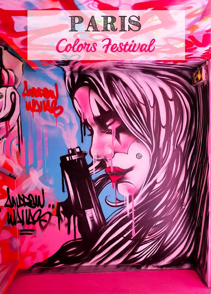street art colors festival