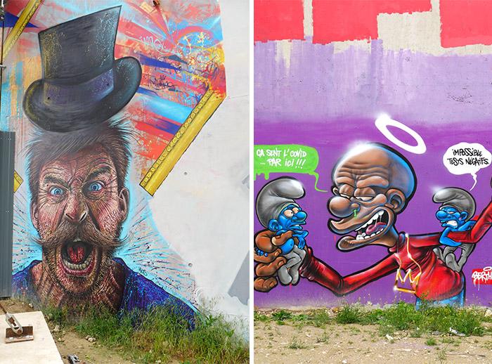 spot13 street art rast