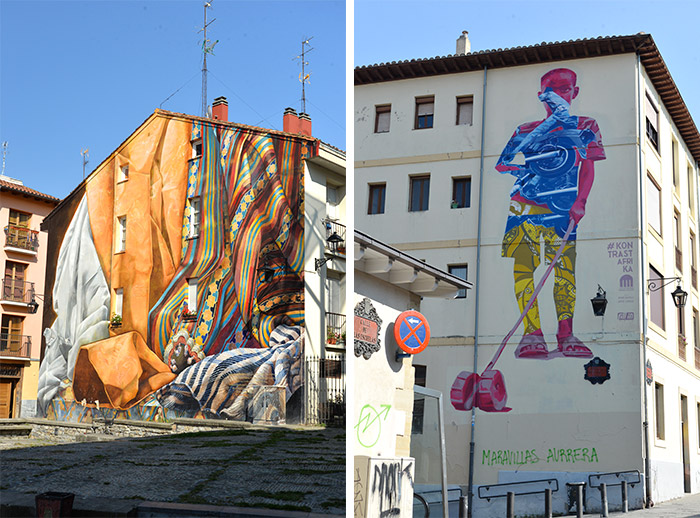 vitoria gasteiz fresques pays basque