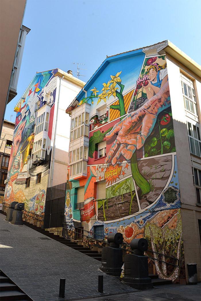 street art vitoria gasteiz espagne