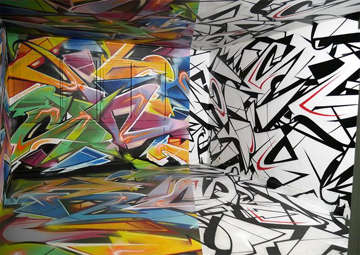 street art zoyer abbeville
