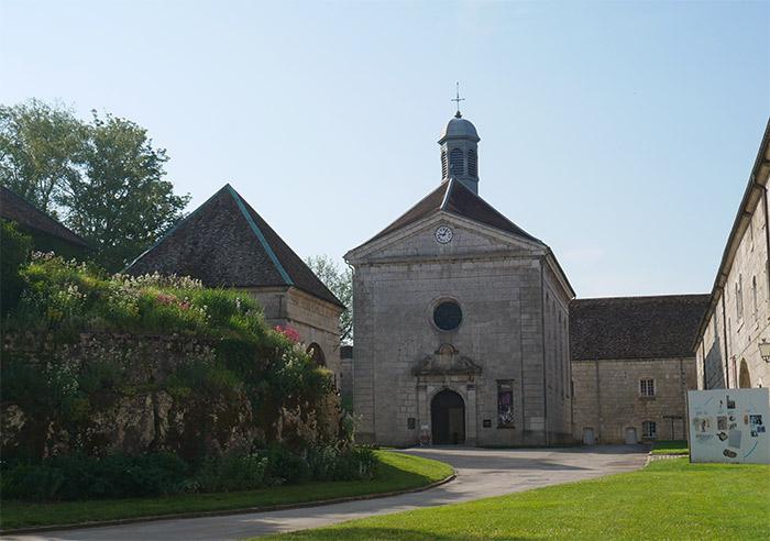 église citadelle besançon
