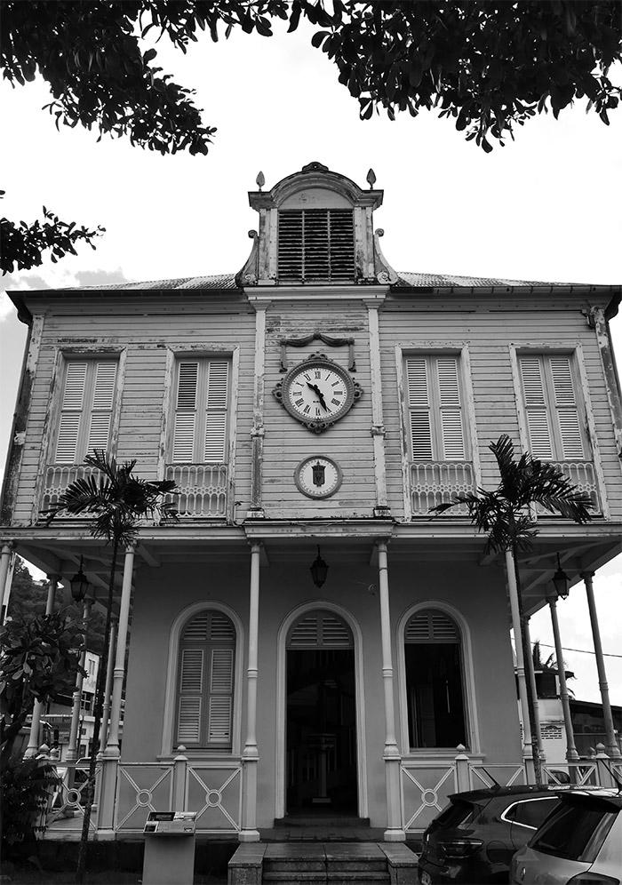 villa sainte anne saint pierre martinique