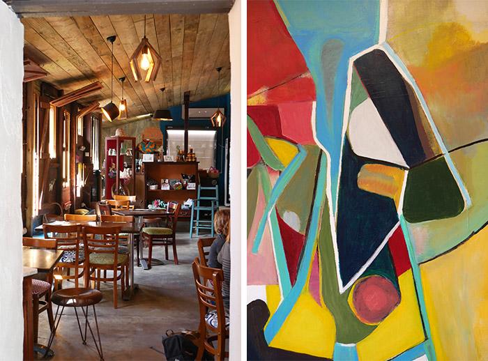 martinique cafe creative arts galerie