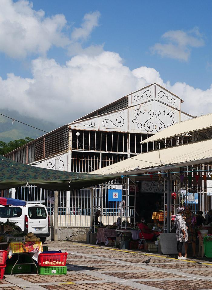 saint pierre marché couvert