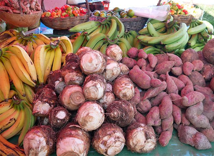 fruits legumes antilles