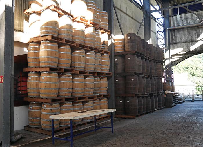 distillerie rhum depaz saint pierre