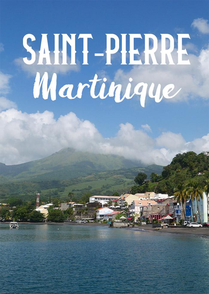 visite saint pierre martinique