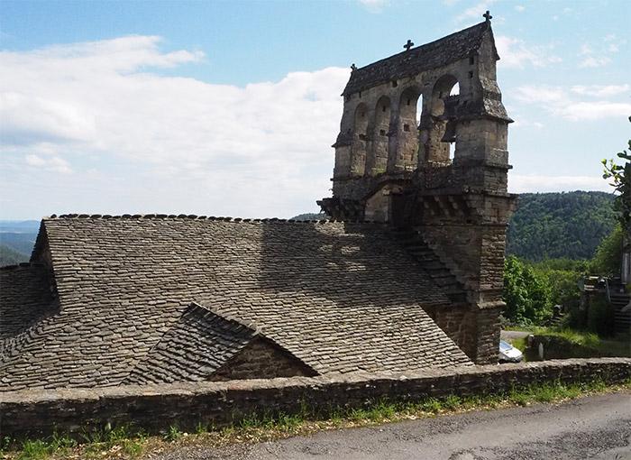 village ardeche france