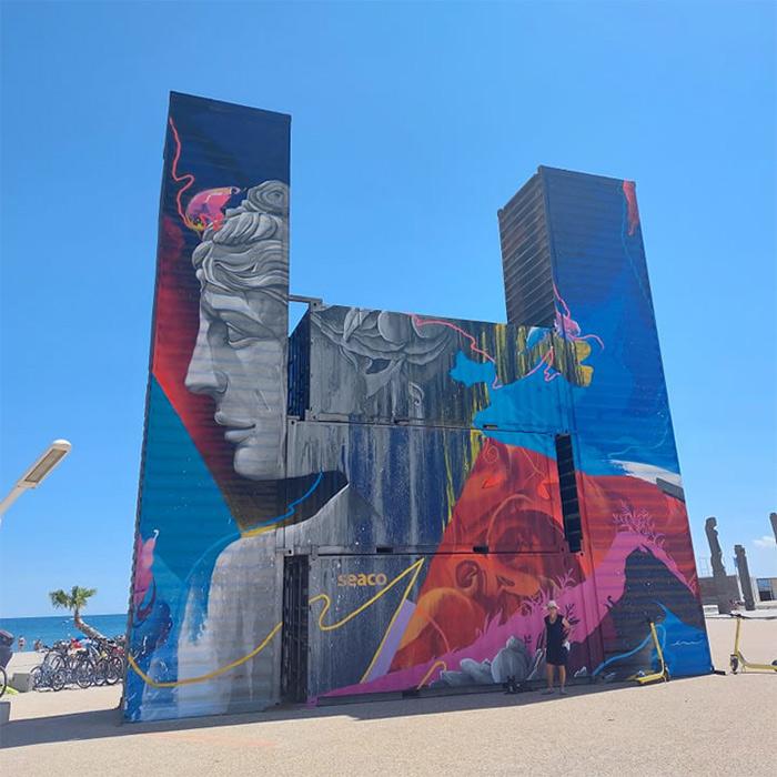 kraser street art museum barcares
