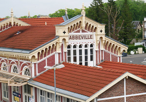 gare d'abbeville picardie somme
