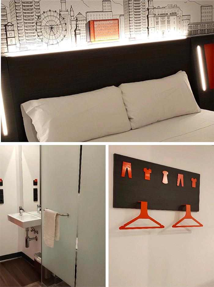 malaga easy hotel