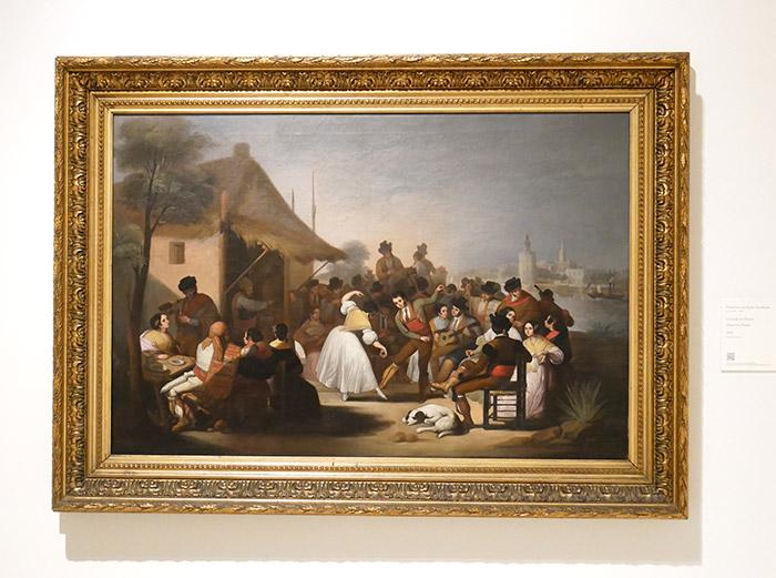 musee malaga peinture