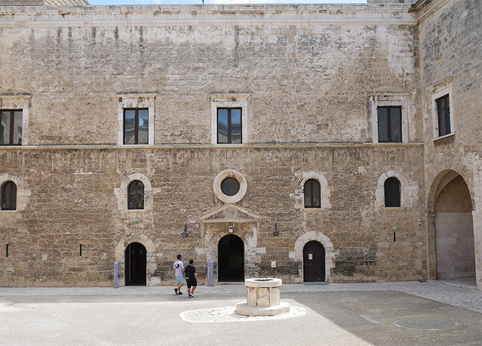 bari chateau fort normand souabe