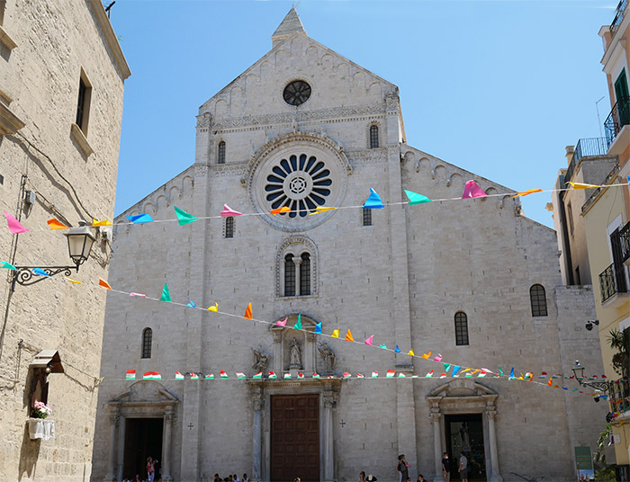cathedrale san sabino bari